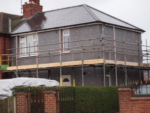 If considering EWI then accept nothing less than a 25 year guarantee. Some unscrupulous installers will not offer it.