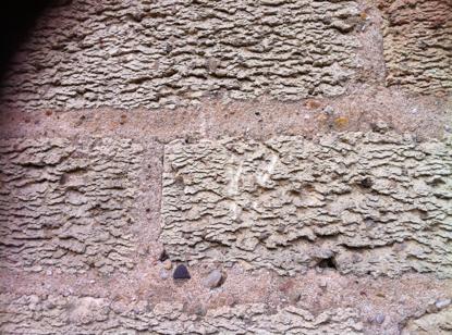 Calcium sulphate bricks