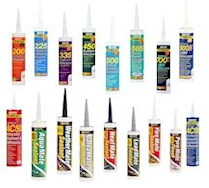A vast range of sealants are available but how do you choose the right product?