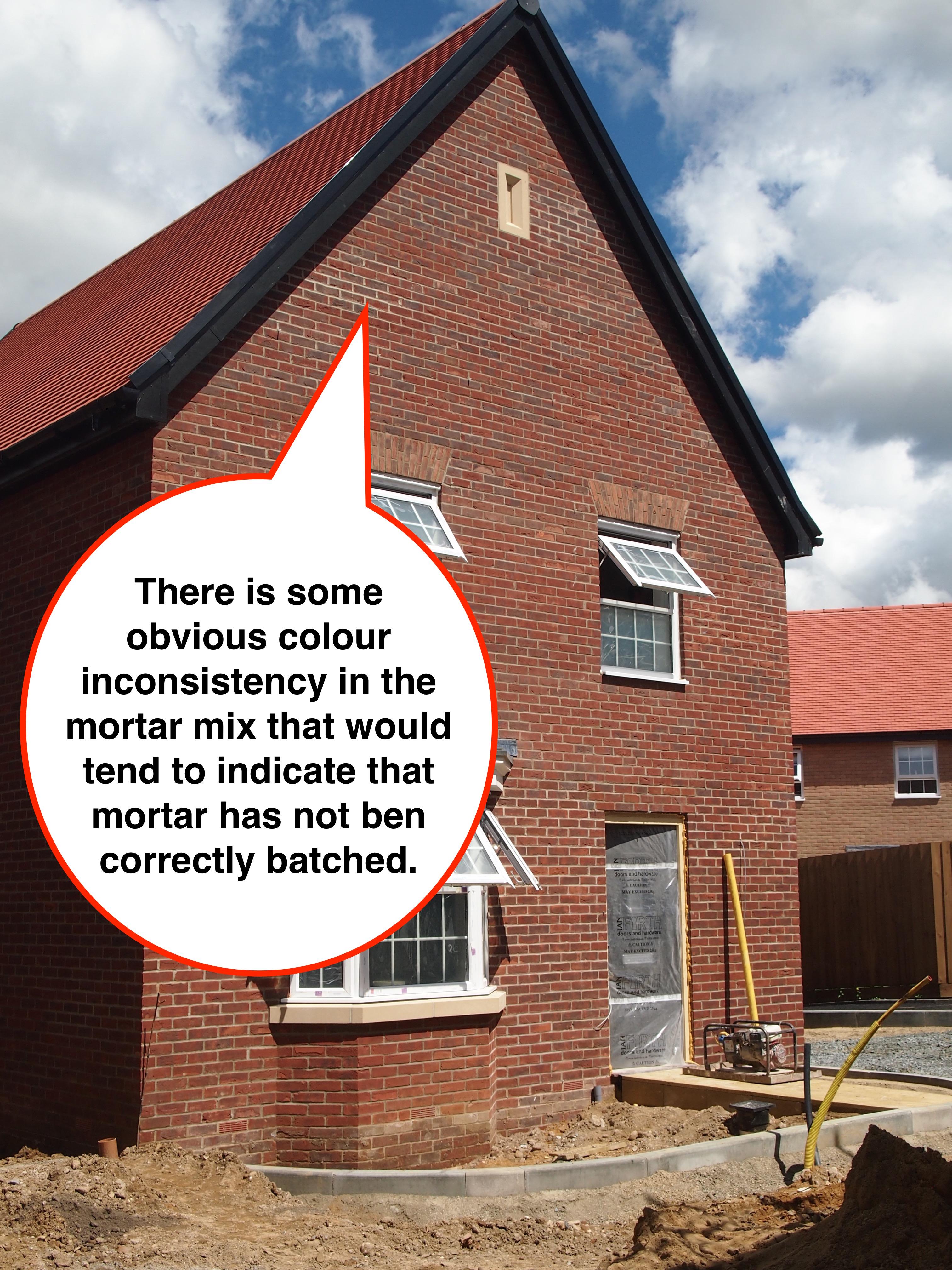 The worst brickwork