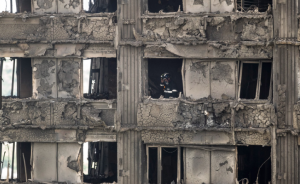 Concrete Grenfell Still Standing Despite Fire